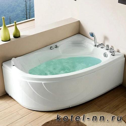 Акриловая ванна Gemy (G9009 B R)