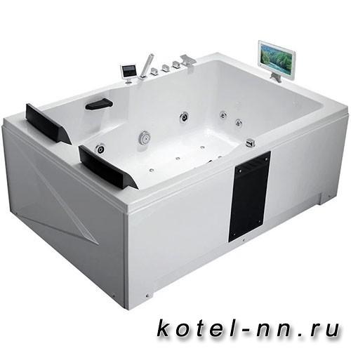 Акриловая ванна Gemy (G9061 O R)
