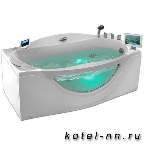 Акриловая ванна Gemy (G9072 O R)