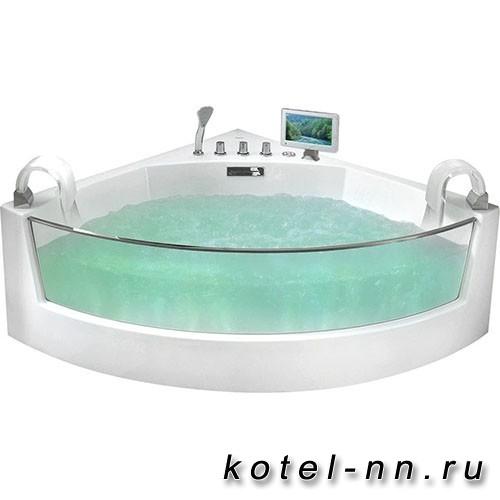 Акриловая ванна Gemy (G9080 O)