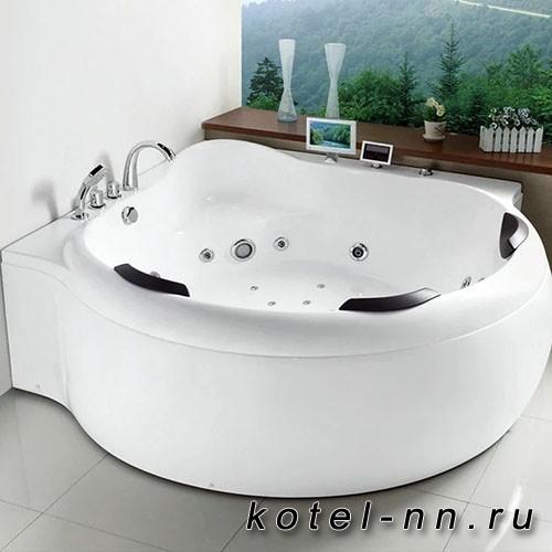 Акриловая ванна Gemy (G9088 O)