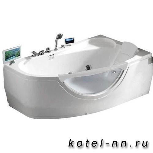 Акриловая ванна Gemy (G9046 II O R)