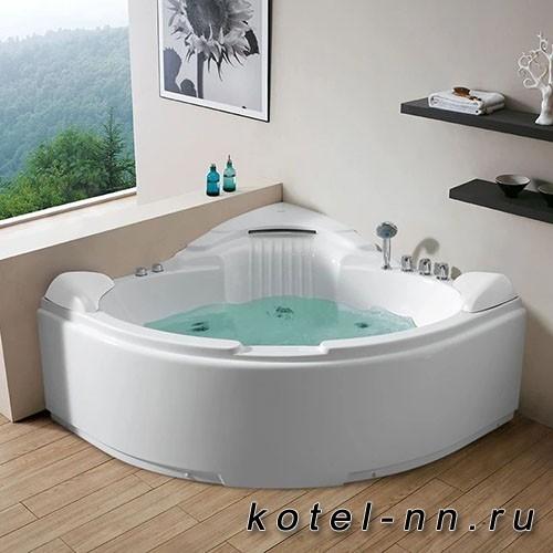 Акриловая ванна Gemy (G9082 B)