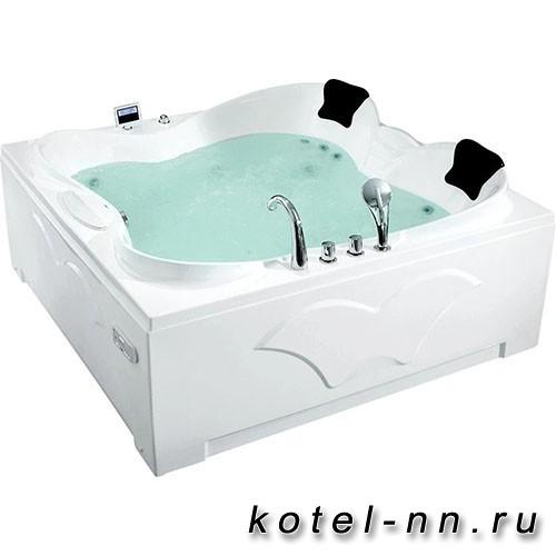 Акриловая ванна Gemy (G9089 O R)