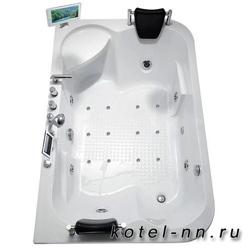 Акриловая ванна Gemy (G9085 O R)