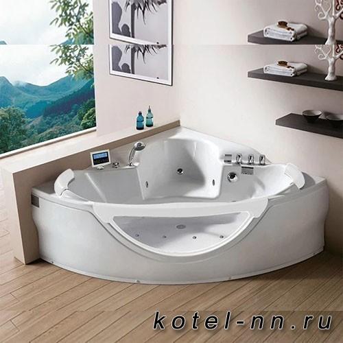 Акриловая ванна Gemy (G9025 II K)