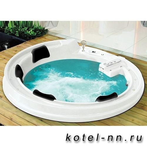 Акриловая ванна Gemy (G9090 K)