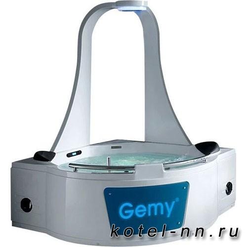 Акриловая ванна Gemy (G9070 K)