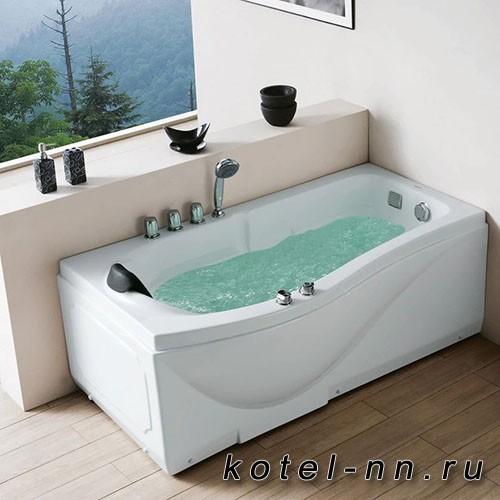 Акриловая ванна Gemy (G9010 B R)