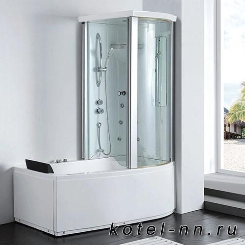 Акриловая ванна Gemy (G8040 B R)