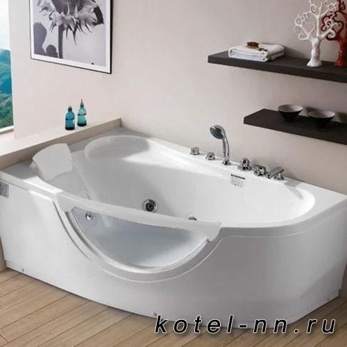 Акриловая ванна Gemy (G9046 B L)
