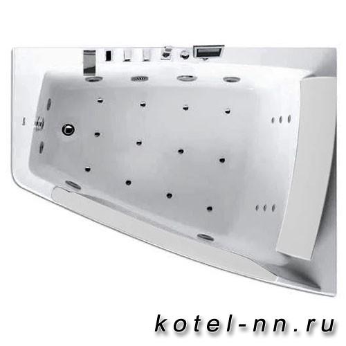 Акриловая ванна Gemy (G9056 K R)