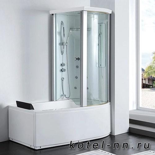 Акриловая ванна Gemy (G8040 C R)