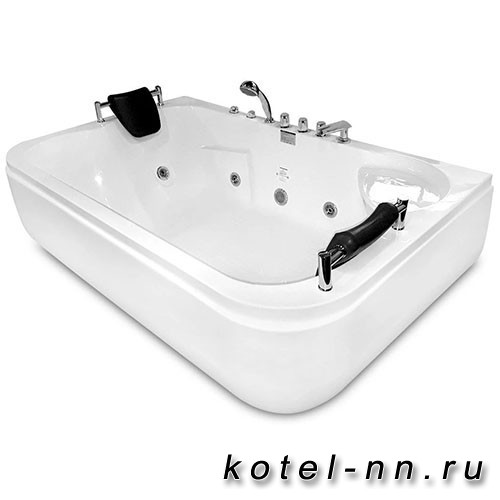 Акриловая ванна Gemy (G9085 B L)
