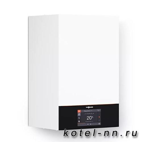 Конденсационный котел Viessmann Vitodens 200-W 19 кВт Z019321  одноконтурный