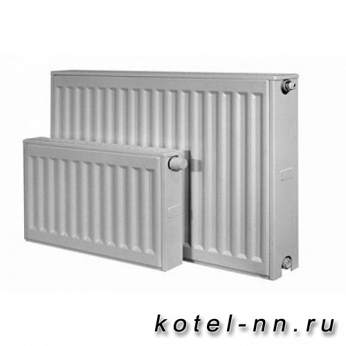 Стальной панельный радиатор ЛК 22-319