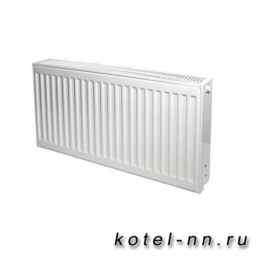 Стальной панельный радиатор STEELSUN STANDARD 22 500 x 1000