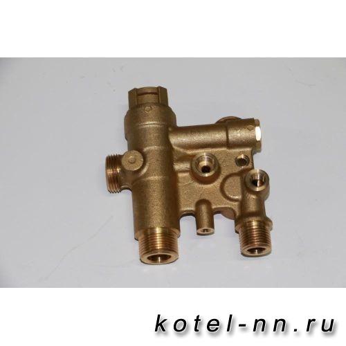 3-ходовой клапан в сборе для котлов Baxi ECO FOUR арт. 711606000