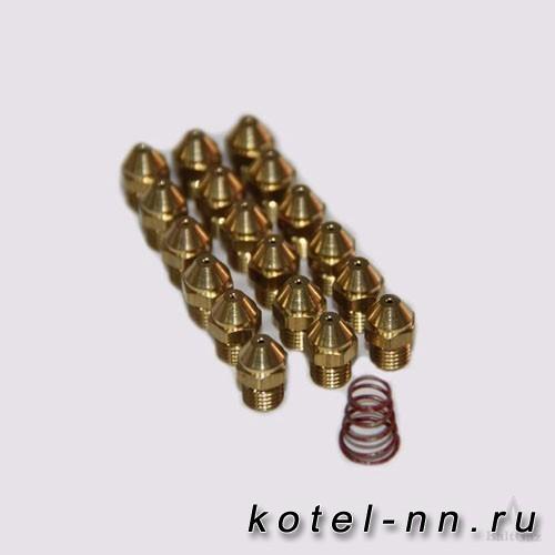 Комплект инжект сжиж.газ Baltgaz для BAXI арт.601520