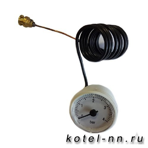 Манометр AAL Baltgaz арт.40219