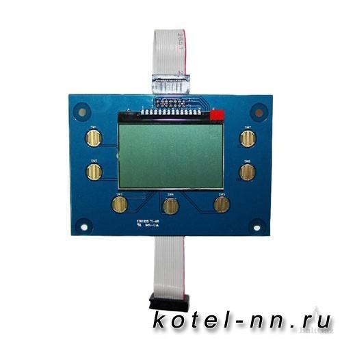 Плата дисплея с кабелем LCD8 Baltgaz