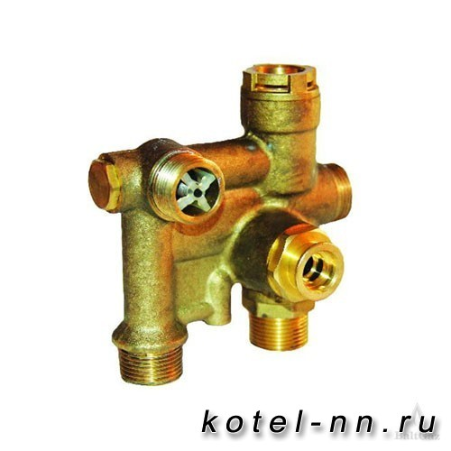 Клапан 3-ходовой Baltgaz для BAXI арт.5683540