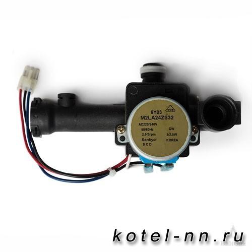 Клапан трехходовой Baltgaz Селтик
