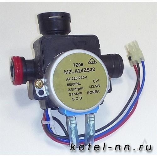 Клапан трехходовой Baltgaz арт.2040125 MG Seoul