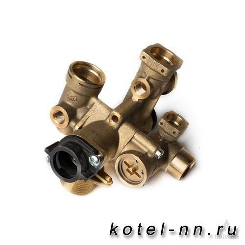 Клапан трехходовой Baltgaz арт.500.180