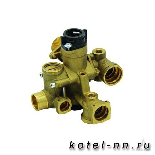 Клапан трехходовой Baltgaz арт.500.161