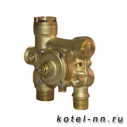 Трехходовой клапан Baltgaz арт.8023/8029