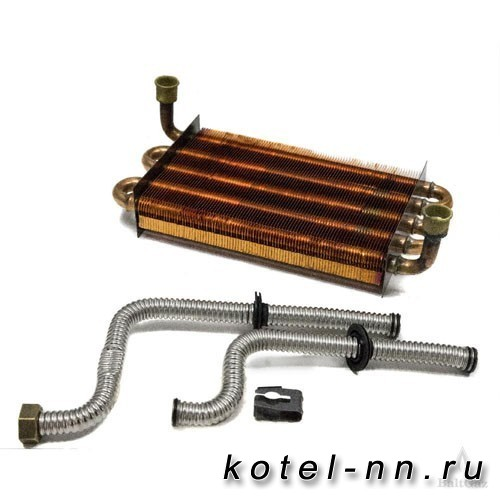 Теплообменник Baltgaz арт.8230-12.000 (комплект с трубами)