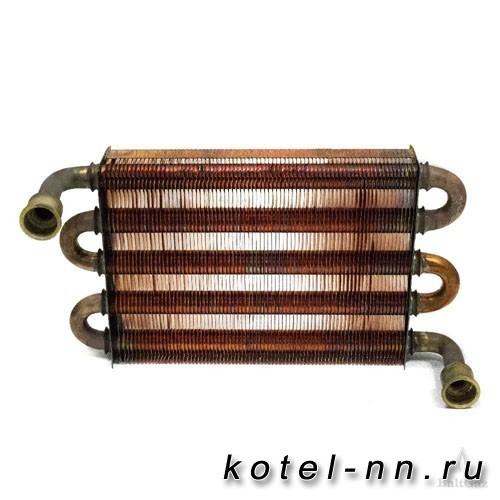 Теплообменник Baltgaz арт.8524-12.000-01 (11-18 Квт)  (первич)