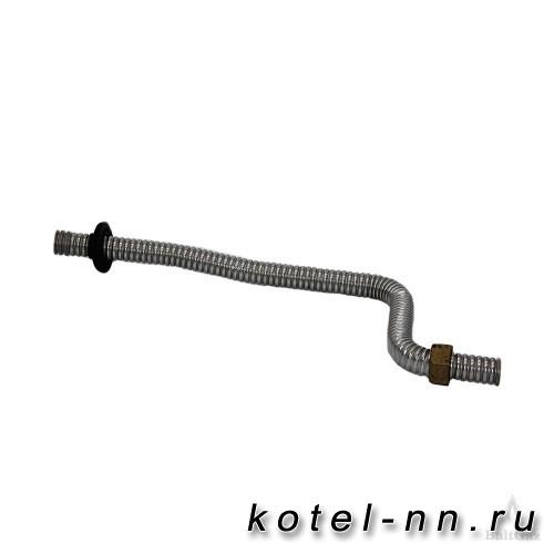 Труба ГВС выходная Baltgaz для NEVALux арт.7224-08.000