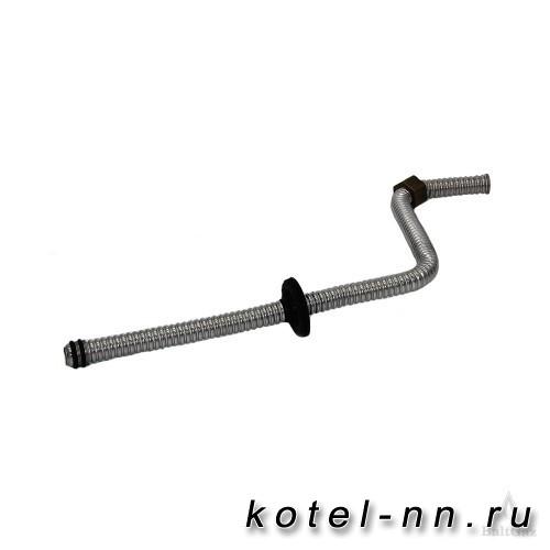 Труба ГВС входная Baltgaz для NEVALux арт.7224-09.000