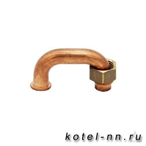 Труба входа ГВС Baltgaz 21000 6066 06800
