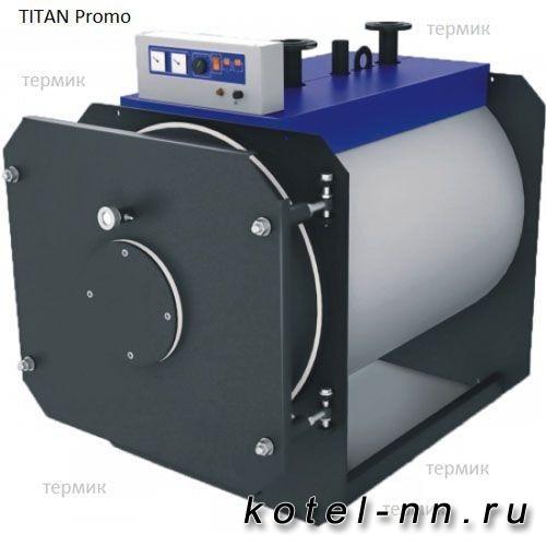 Промышленный водогрейный котел TITAN Prom 100