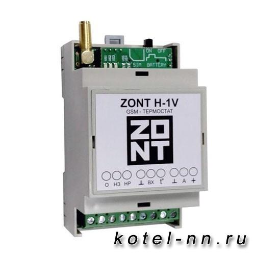 ZONT H-1V GSM модуль для управления котлом