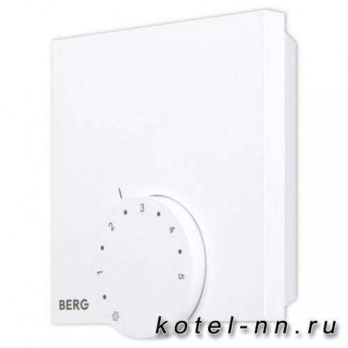 Berg BT10-230 термостат, электронный, не программируемый