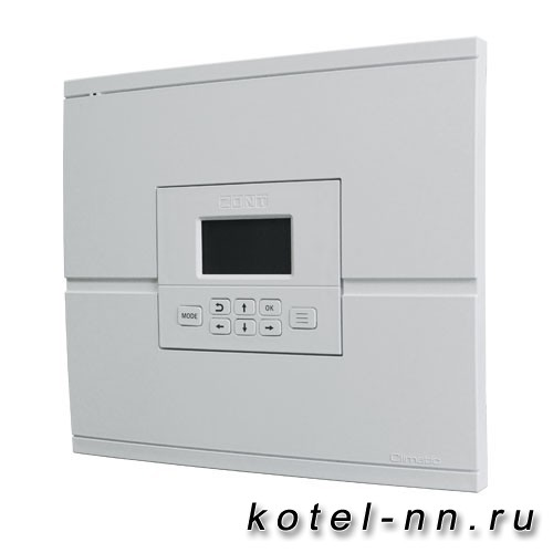 Погодозависимый автоматический регулятор ZONT CLIMATIC 1.2