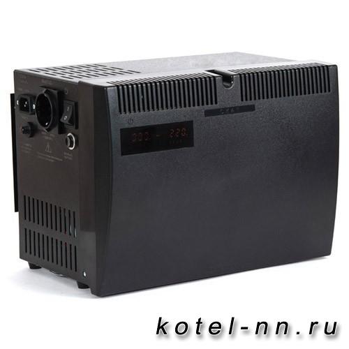 ИБП TEPLOCOM-500+ для отопления, со встроенным стабилизатором