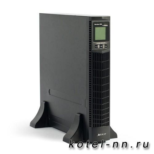ИБП Бастион SKAT-UPS 1000 RACK+2x9Ah