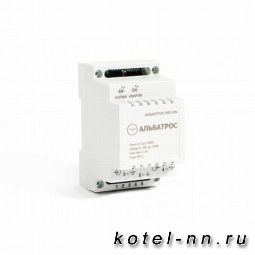 Устройство сетевой защиты Бастион Альбатрос 500 DIN