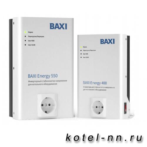Стабилизатор BAXI Energy 400 инверторный однофазный