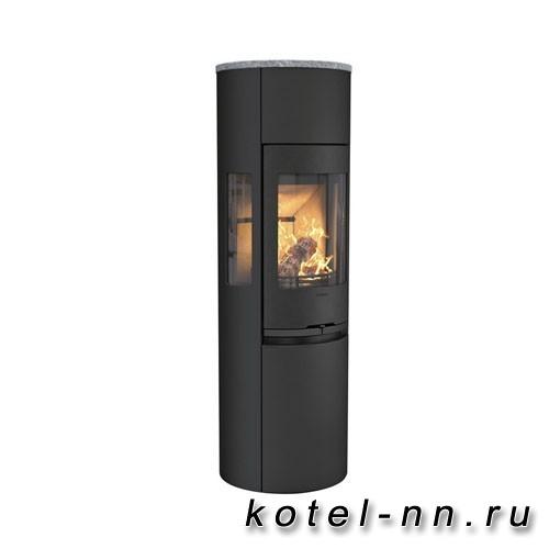 Камин Эван Contura 596G:1 Style - Верхняя панель из чугуна (стекляная дверца)
