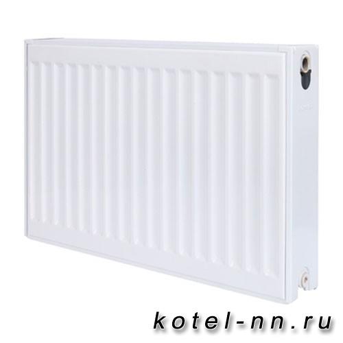 Стальной панельный радиатор ROMMER 21 300х1200 боковое подключение Compact